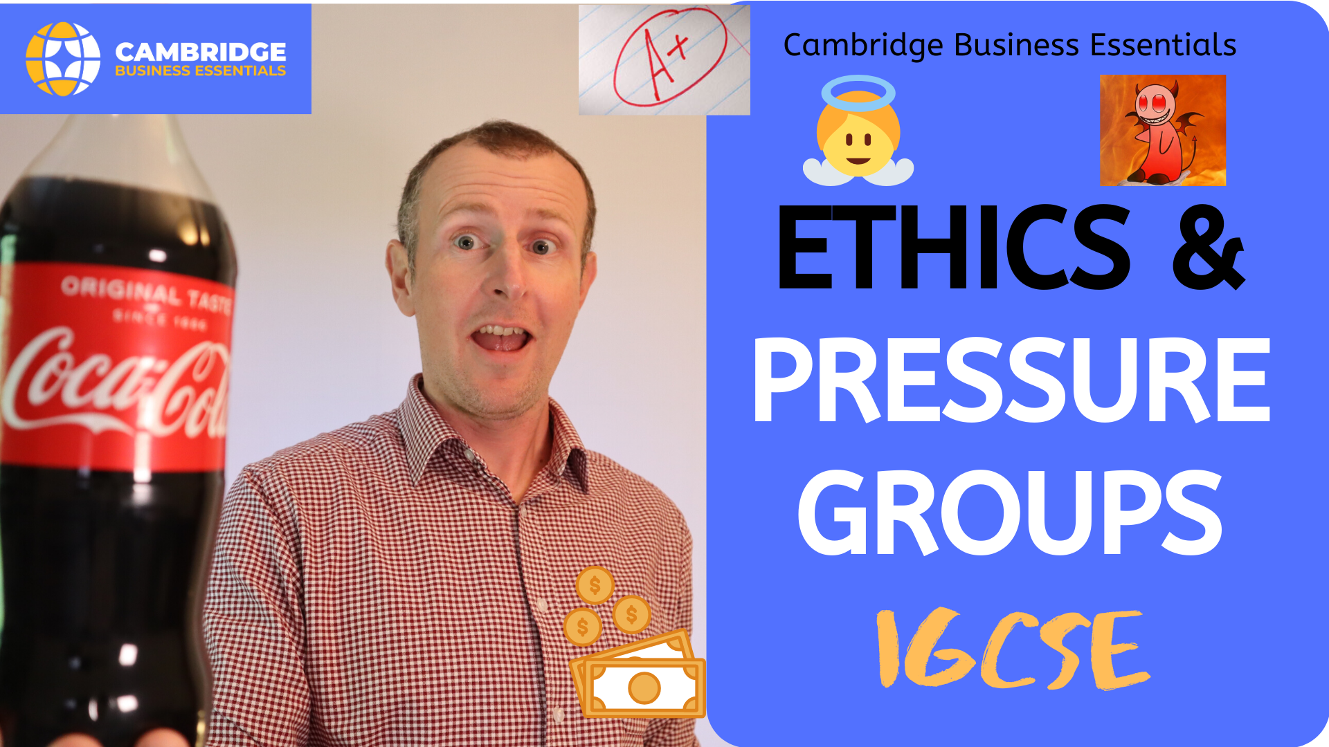 Ethics and Pressure Groups IGCSE Business