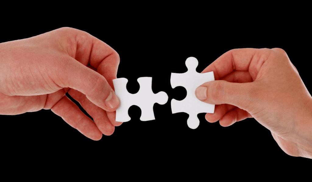Connection, puzzle