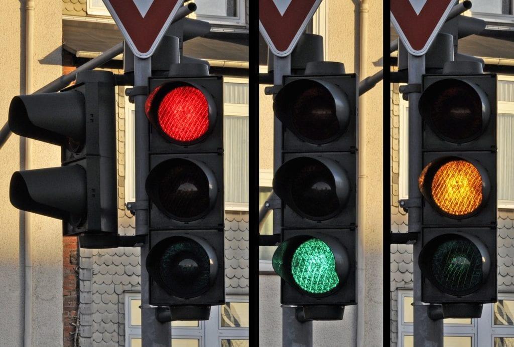 Traffic light system, IGCSE Business Studies